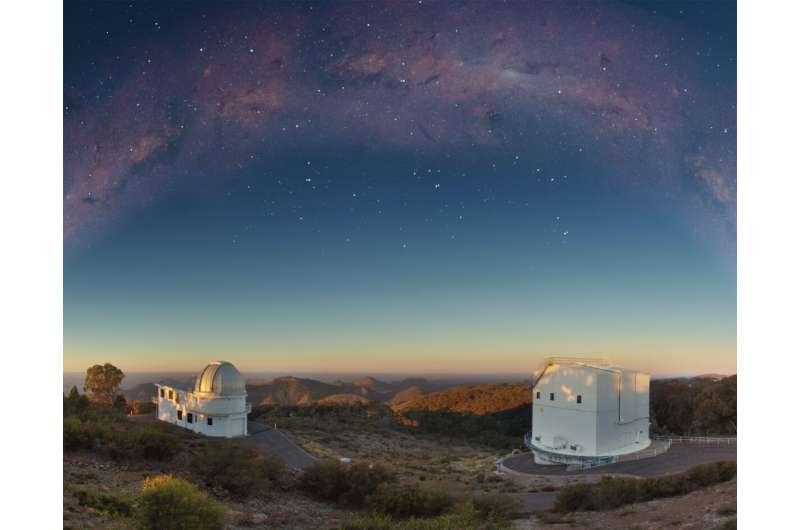 Seeing dark matter in a new light