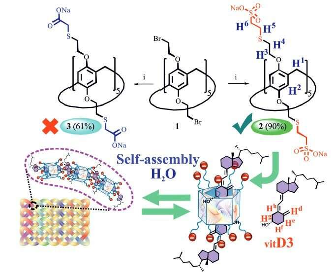 Self-assembled nanoporous biomaterials to enhance vitamin intake
