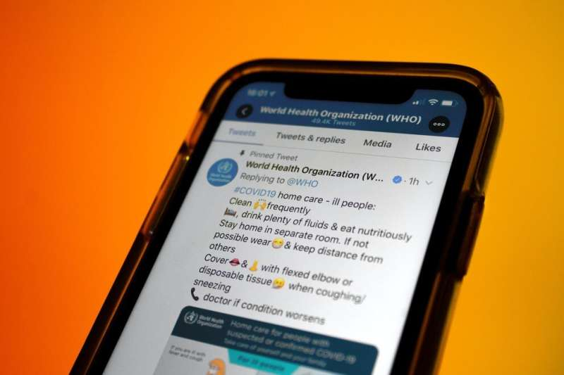 Social media use linked with depression, secondary trauma during COVID-19