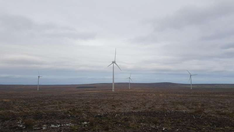 Solar and wind energy sites mapped globally for the first time