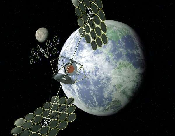 Solar power stations in space could be the answer to our energy needs