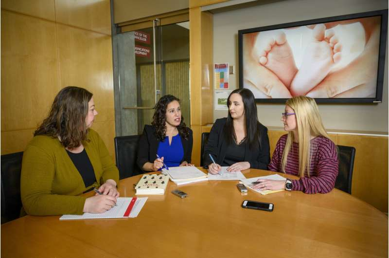 Study paints picture of marijuana use in pregnant women