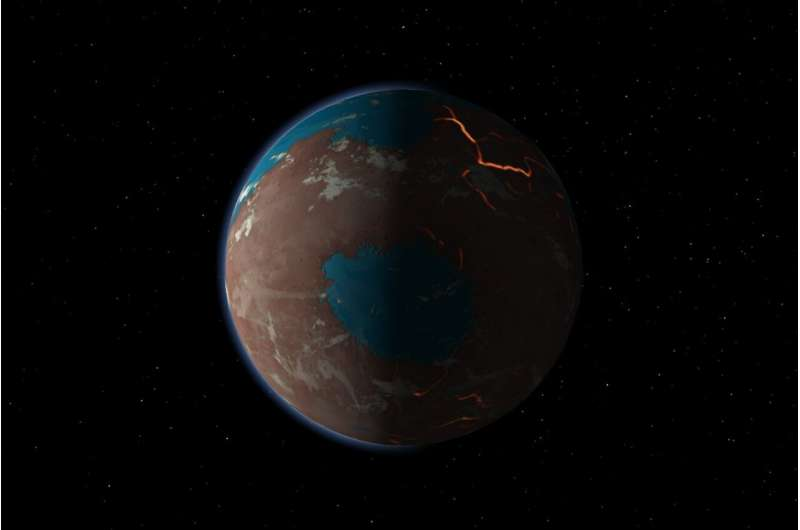 SwRI models hint at longer timescale for Mars formation