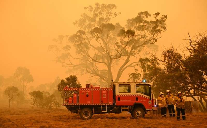 The climate change lawsuit against the Australian government comes after a devastating summer of bushfires