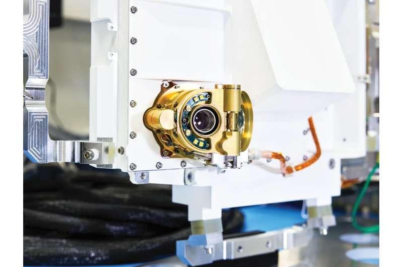 The Detective Aboard NASA's Perseverance Rover