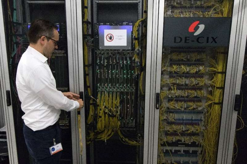 The European Commission hopes simplified rules for sharing data around the EU will keep the bloc's economy competitive