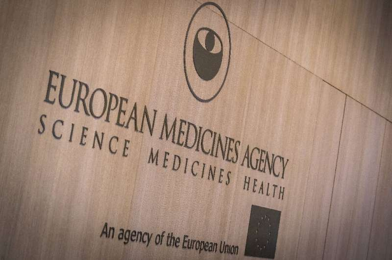 The European Medicines Agency said the incident was being investigated but did not say exactly when it took place