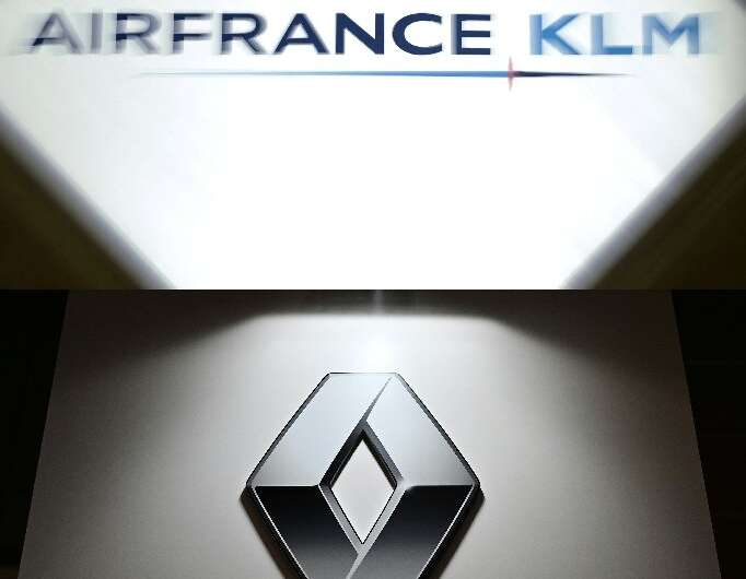 The French state has stepped in to provide massive support with Air France-KLM to get seven billion euros in loans and eight bil