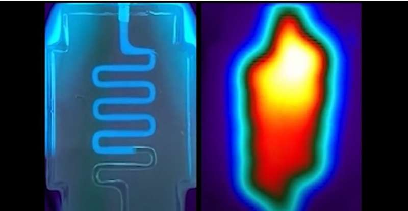 The heat is on for building 3D artificial organ tissues