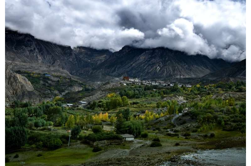 The mission to decipher a mysterious aerosol layer above Himalayan monsoon clouds