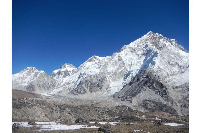The natural 'Himalayan aerosol factory' can affect climate