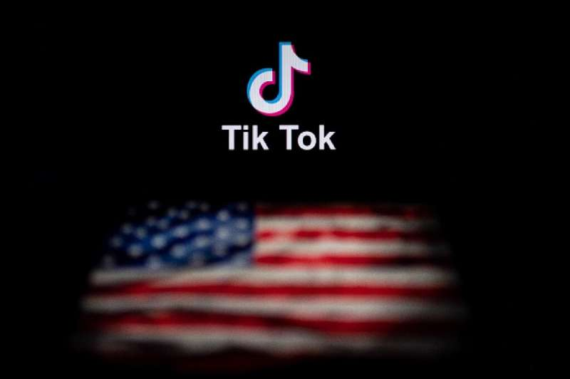 The popular video app TikTok was scrambling to structure a partnership deal to avert a shutdown in the United States, where Pres