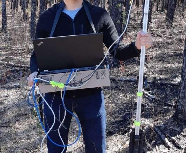 Treeswift's autonomous robots take flight to save forests