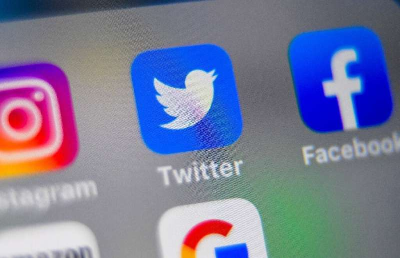 Twitter and Facebook offered different labels to show users that a video of presidential hopeful Joe Biden had been manipulated