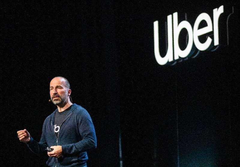 Uber CEO Dara Khosrowshahi is calling for a new deal for gig workers that requires platforms like Uber to pay into a fund for be