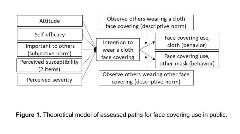 UH Mānoa researcher examines why people choose to wear face coverings
