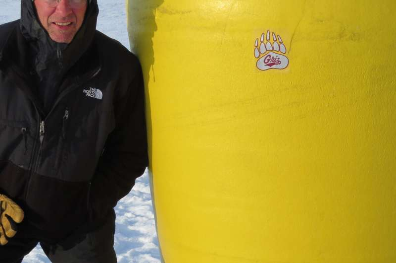 UM researcher helps reveal changes in water of Canadian arctic