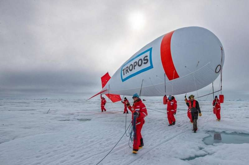 """Unique view into the """"new Arctic"""": international MOSAiC expedition successfully completed"""