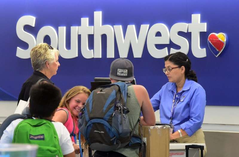 US airline Southwest may have to make its first forced layoffs in its 50-year history