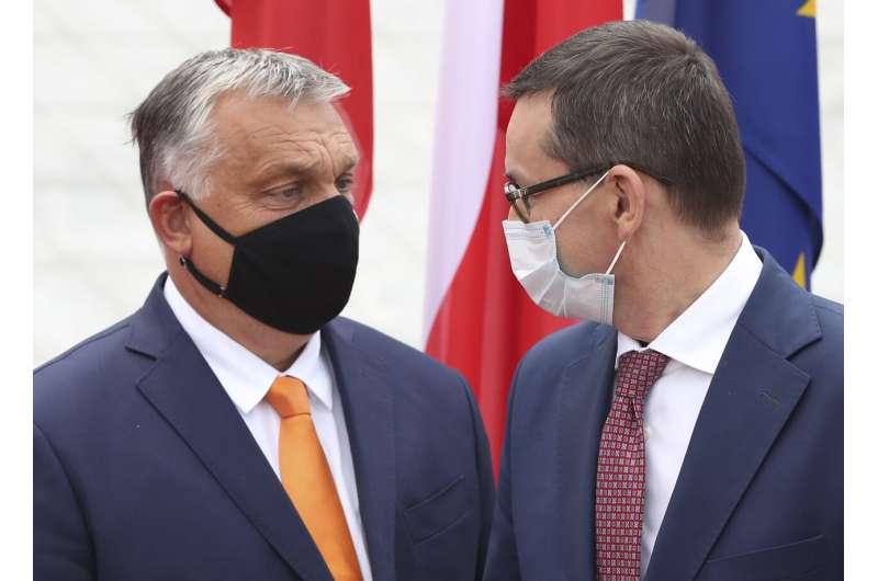 Virus spiking in eastern Europe; Hungary drafts 'war plan'