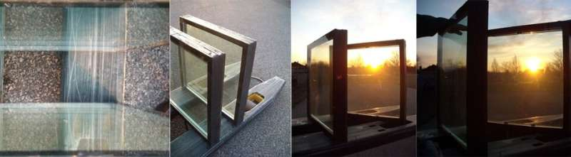 Water-filled windows could make a huge splash when it comes to saving energy and reducing global carbon emissions