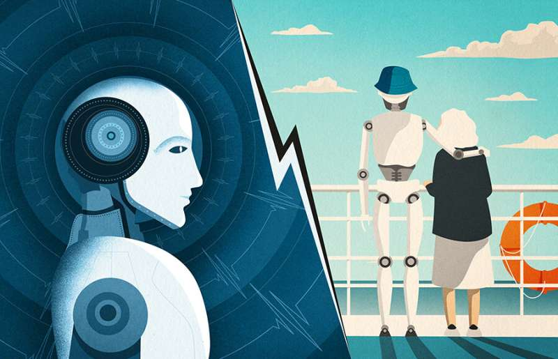 What does the future of artificial intelligence mean for humans?