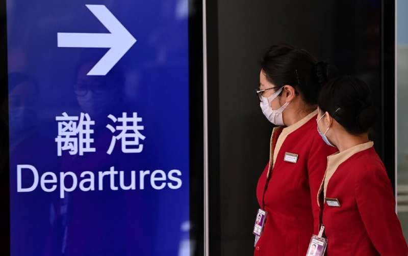 Cathay Pacific has become the latest airline to announce mass job losses