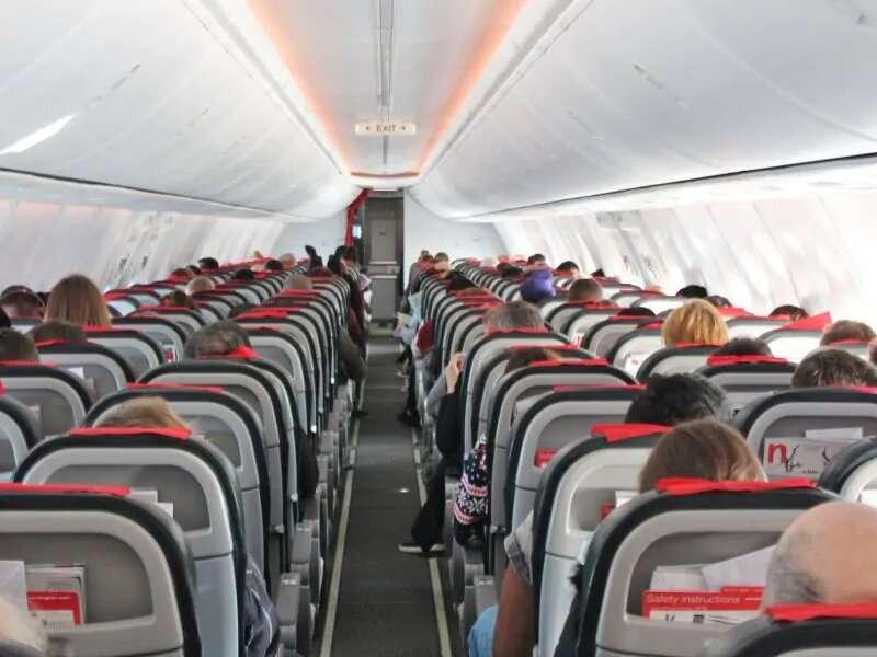 Coronavirus on a plane: one flight's history outlines the risk