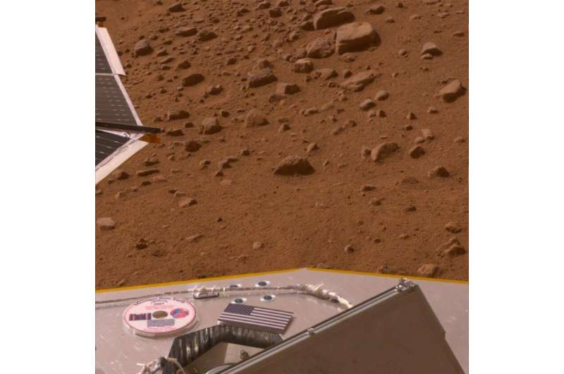 Perseverance microphones fulfill long planetary society campaign to hear sounds from mars