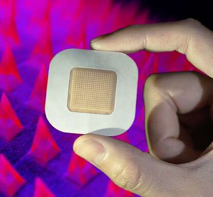 Researchers successfully test coin-sized smart insulin patch, potential diabetes treatment