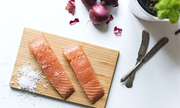 New research reveals surprising differences between salmon species