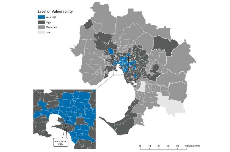 Why coronavirus will deepen the inequality of our suburbs