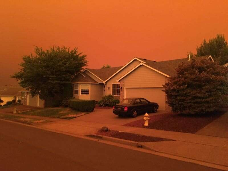 Wildfire smoke poses special threat to people with asthma