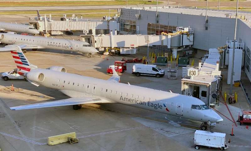 American Airlines is among several US carriers that have announced new cleaning procedures to reassure travelers fearful of COVI