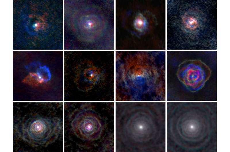Astronomers capture stellar winds in unprecedented detail