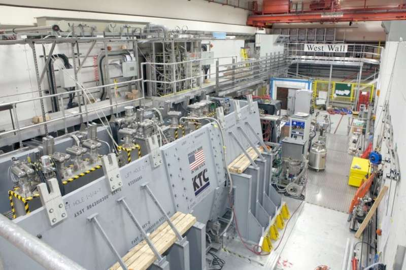 Breakthrough made towards building the world's most powerful particle accelerator