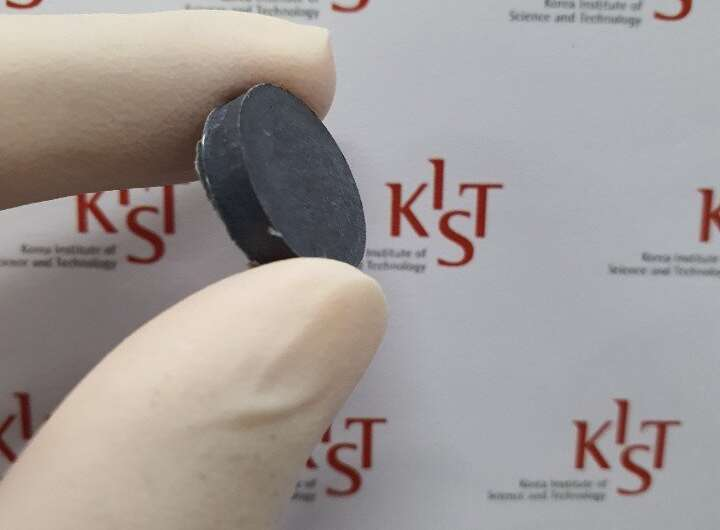 KIST develops eco-friendly, flame-retardant carbon plastic ideal for recycling