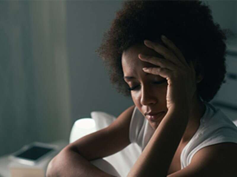 13 percent of U.S. adults report serious psychological distress during COVID-19