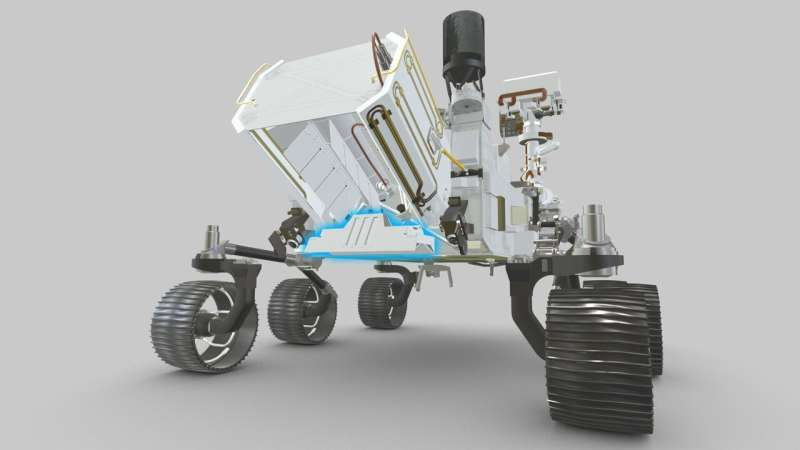 Perseverance Rover will peer beneath Mars' surface