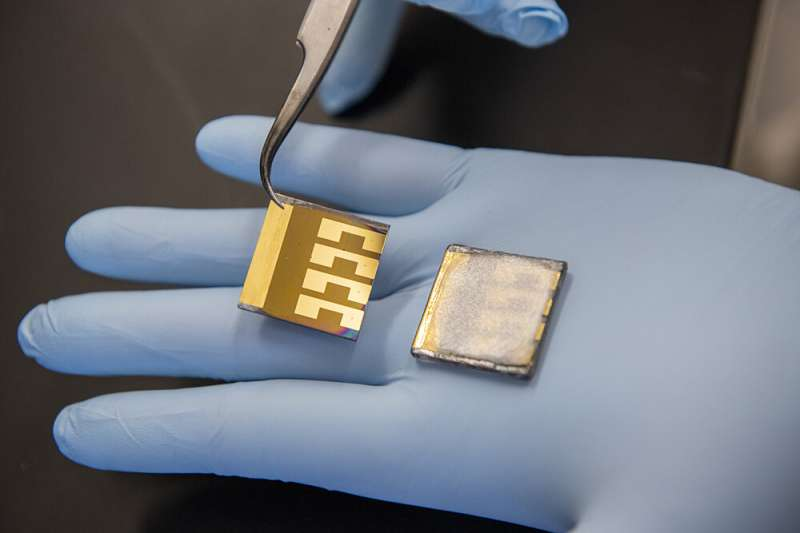 Scientists develop safer lead-based perovskite solar cell