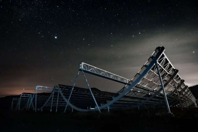 Astronomers detect regular rhythm of radio waves, with origins unknown