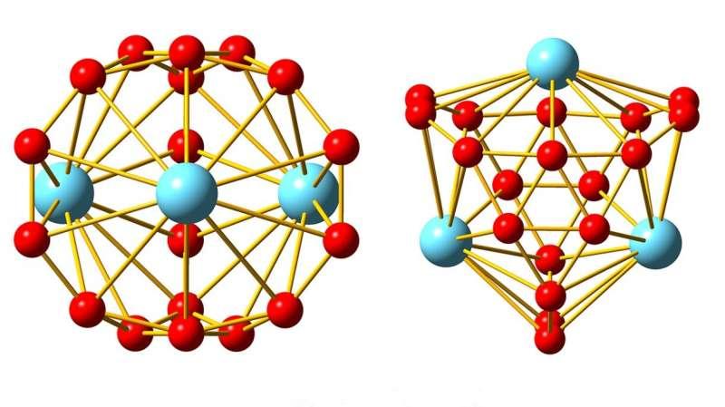 Researchers discover new boron-lanthanide nanostructure