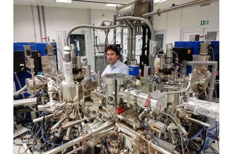 Breakthrough in research on production of 2D crystals with excellent optical properties