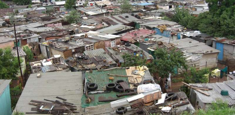 Coronavirus an 'existential threat' to Africa and her crowded slums