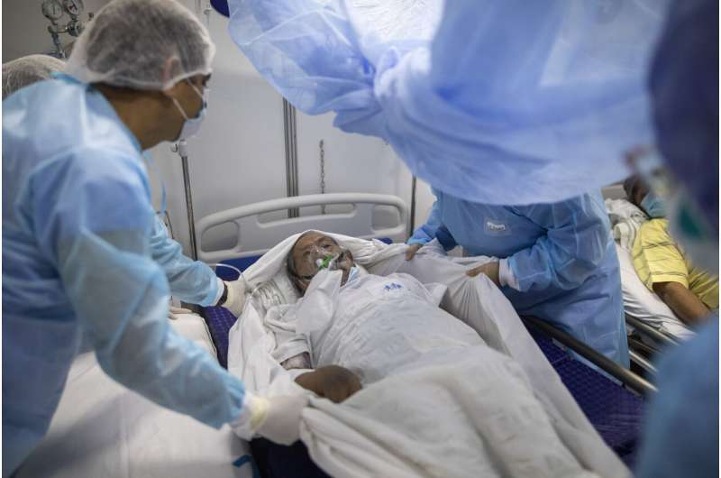 In hard-hit Peru, worry mounts over both COVID-19 and dengue