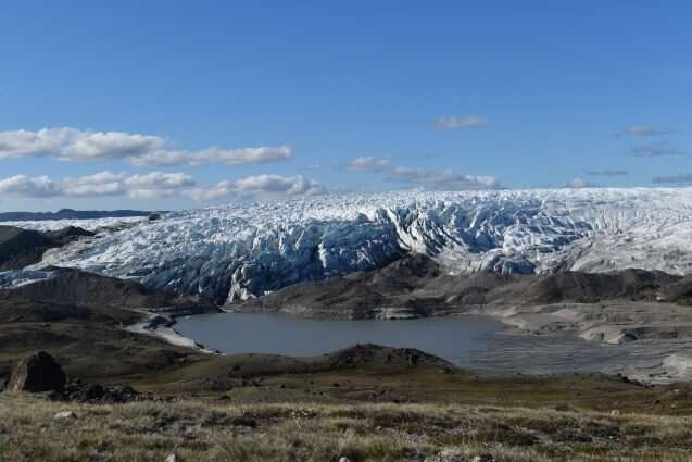 Scientists have discovered an ancient lake bed deep beneath the Greenland ice