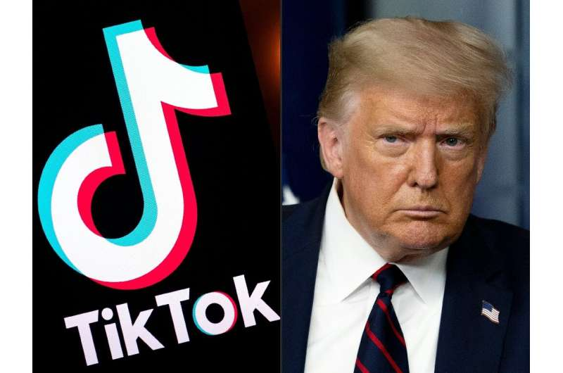 US President Donald Trump has ordered sweeping restrictions against Chinese-owned social media stars TikTok and WeChat, which co