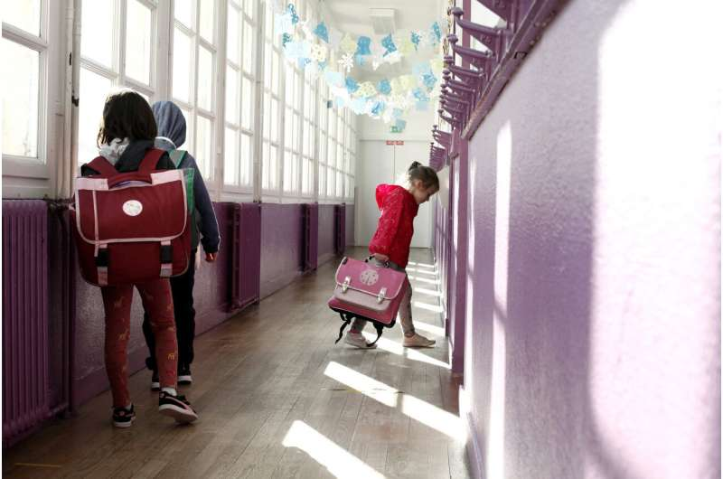 70 cases of COVID-19 at French schools days after re-opening