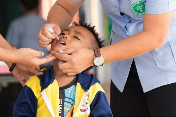 A COVID-19 vaccine may come without a needle, the latest vaccine to protect without jabbing
