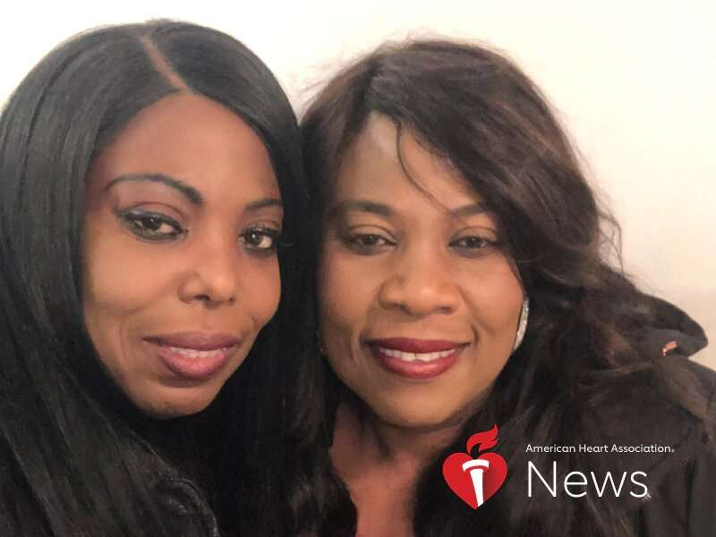 AHA news: after diabetes, stroke and heart attack, she's learning to 'Fight smart'